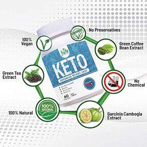 NEW *** KETO ULTRA FAT BURN ADVANCED GREEN COFFEE